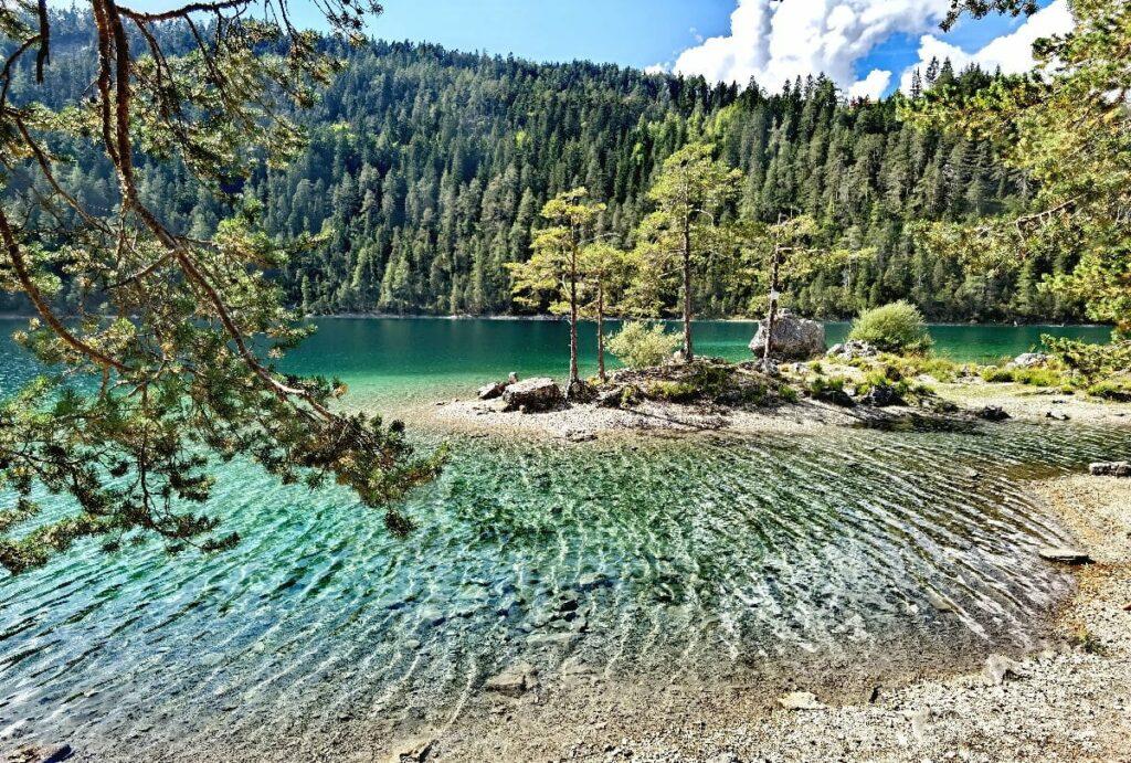 Österreich Seen mit Karibikflair: Der Bindsee