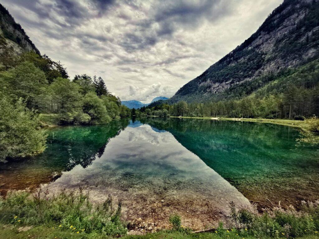 geheime Österreich Seen im Bluntautal