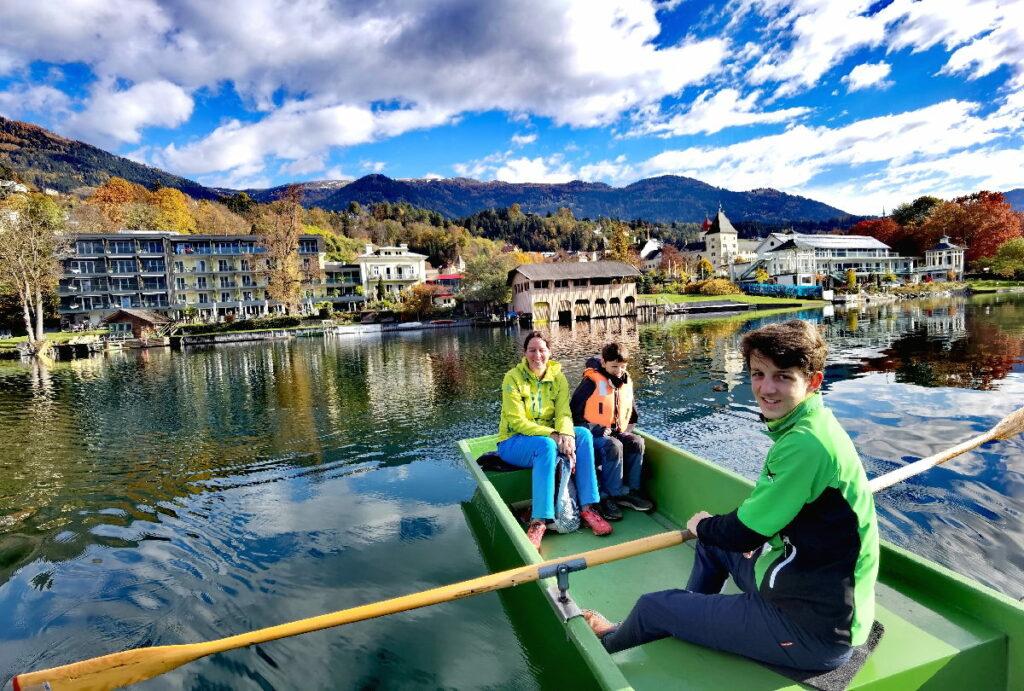 Familienurlaub Österreich - so waren unsere Tage im Kinderhotel am Millstätter See