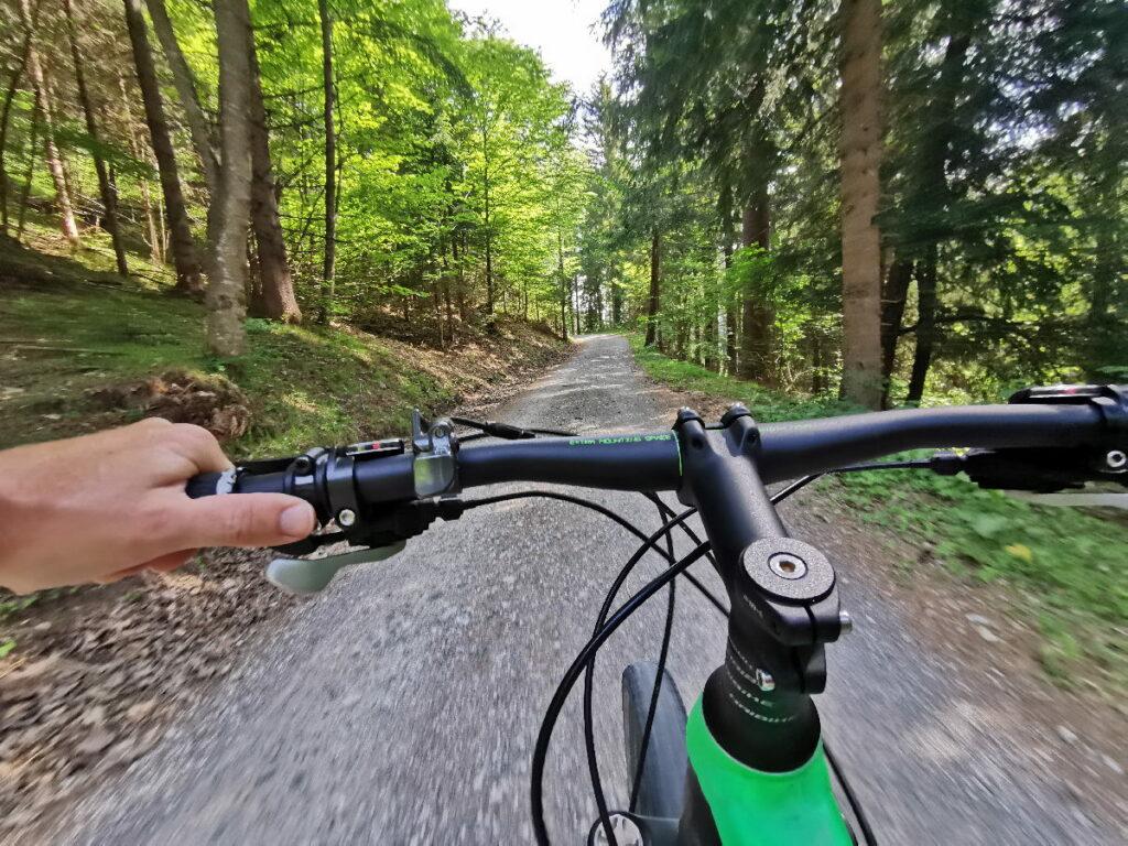 Mountainbikeurlaub Österreich - wo geht´s gut?