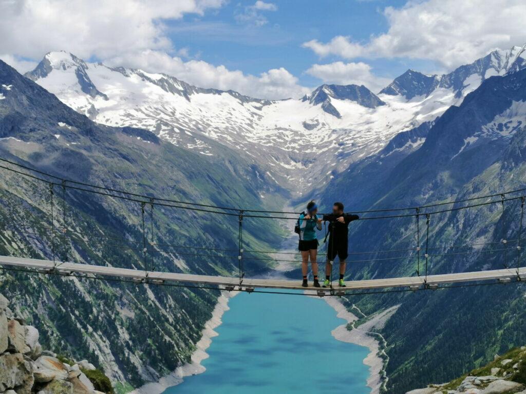 Einer der meistfotografierten Österreich Seen ist ein Stausee! Ich zeige dir, wie du dieses Bild ebenfalls machen kannst