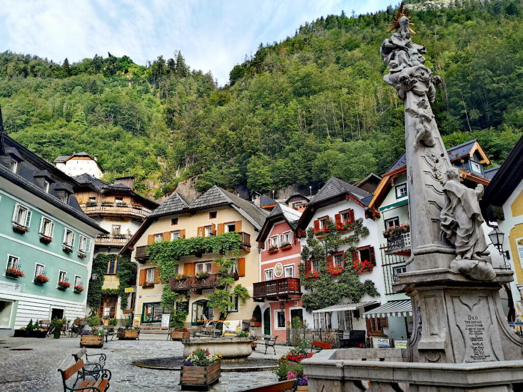 Einmalig schön in ganz Österreich: Das historische Hallstatt
