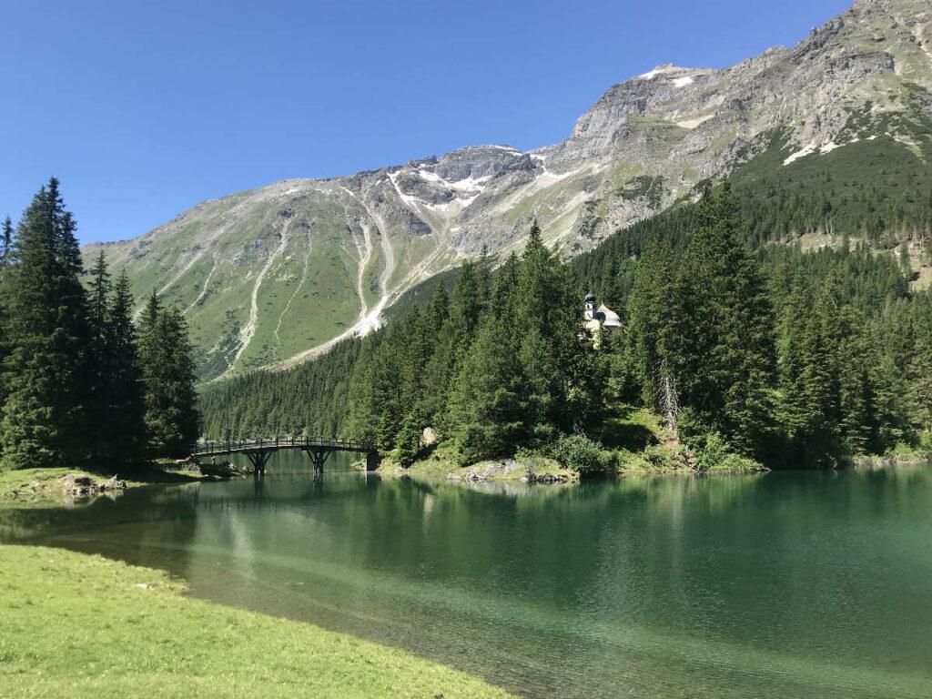 Einer der geheimen Österreich Seen, die sich wirklich lohnen: Der Obernberger See