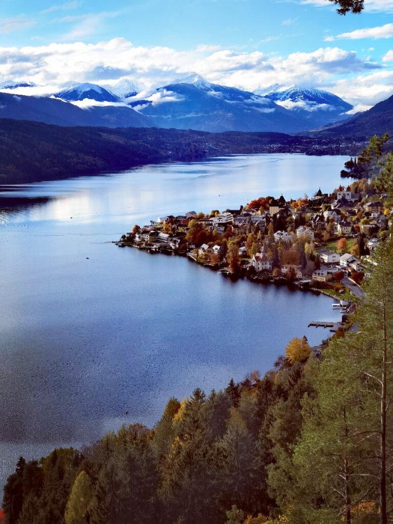 Österreich Urlaub in Kärnten - perfekt am Millstätter See