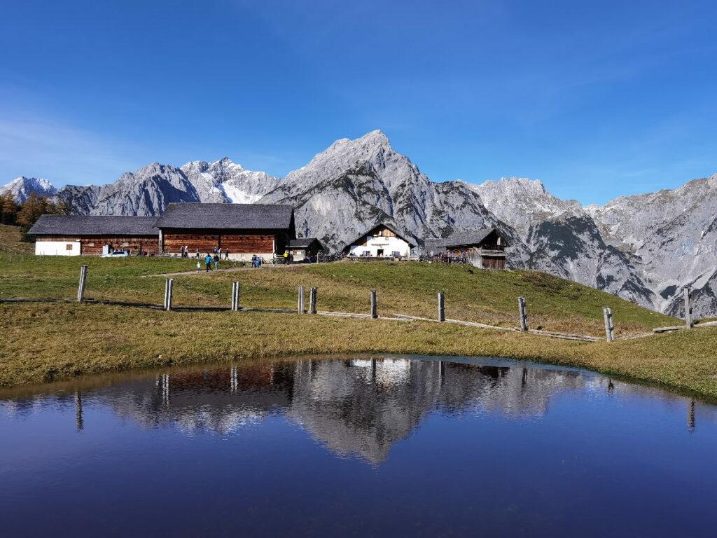 Österreich Urlaub in den Bergen - schöner geht es nicht!