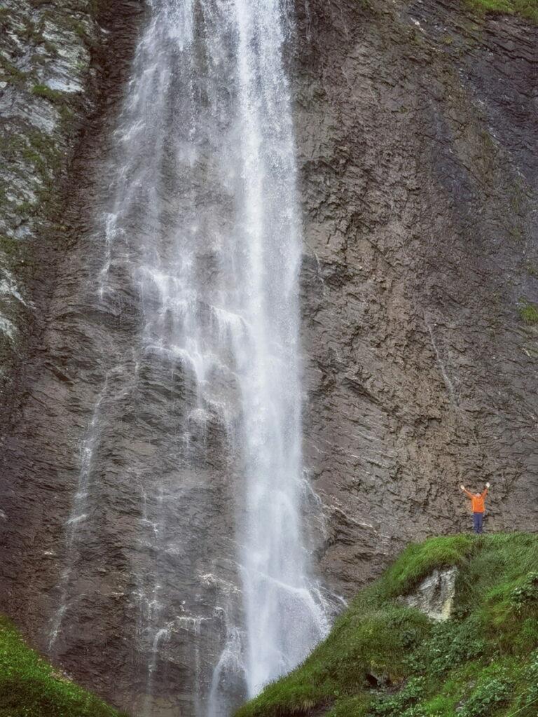 Top Wasserfälle in Österreich - unsere Wasserfallwanderung im Zillertal