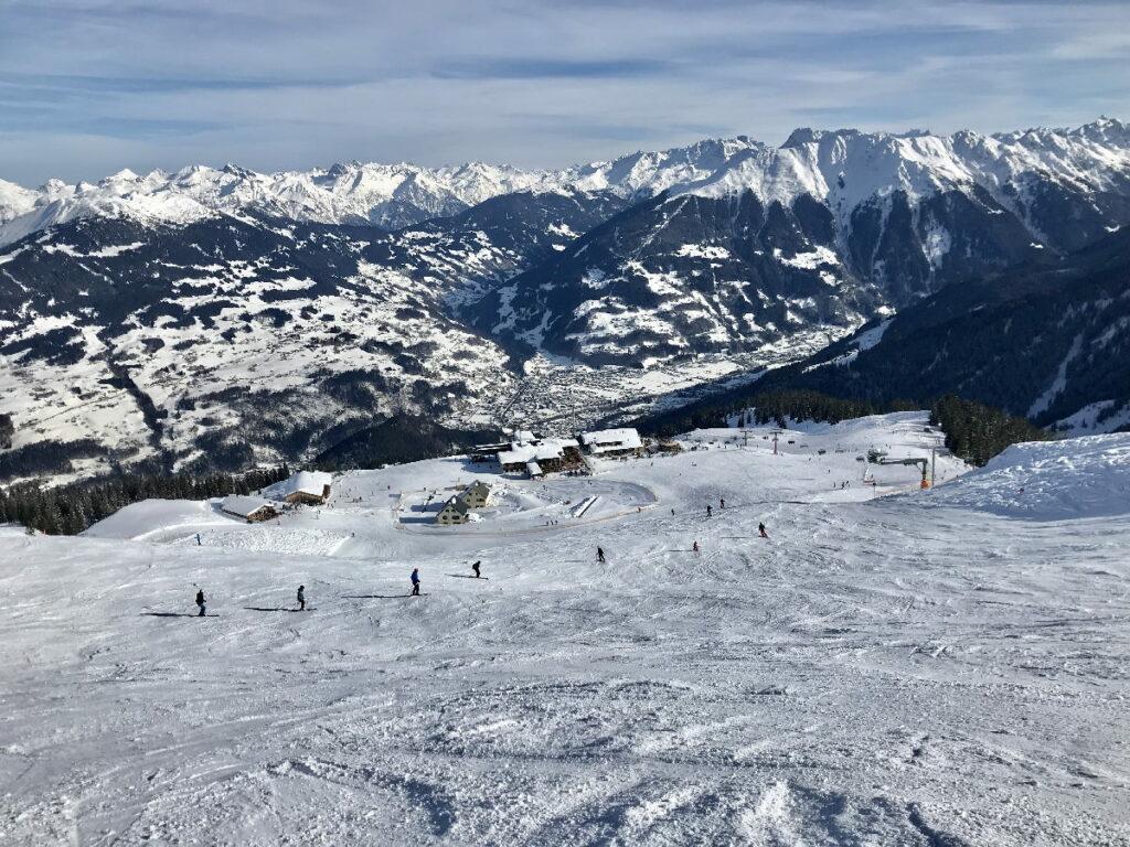 Skiurlaub Österreich in Vorarlberg - der Golm im Montafon