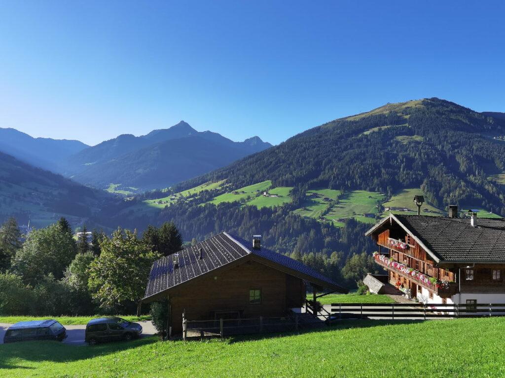 Tirol Urlaub in Alpbach