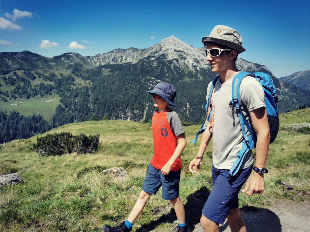 Wanderurlaub Österreich - hier hat es uns besonders gut gefallen!