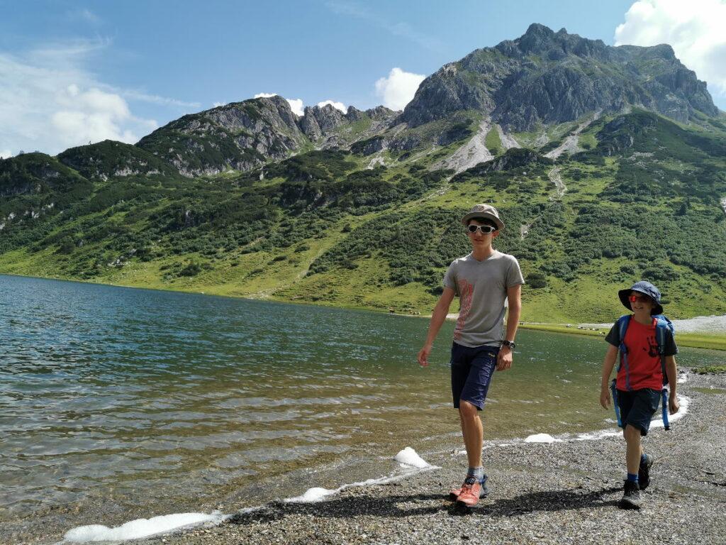 Wanderurlaub Österreich mit Kindern - unsere Tipps plus die 222 besten Wanderungen mit Kindern