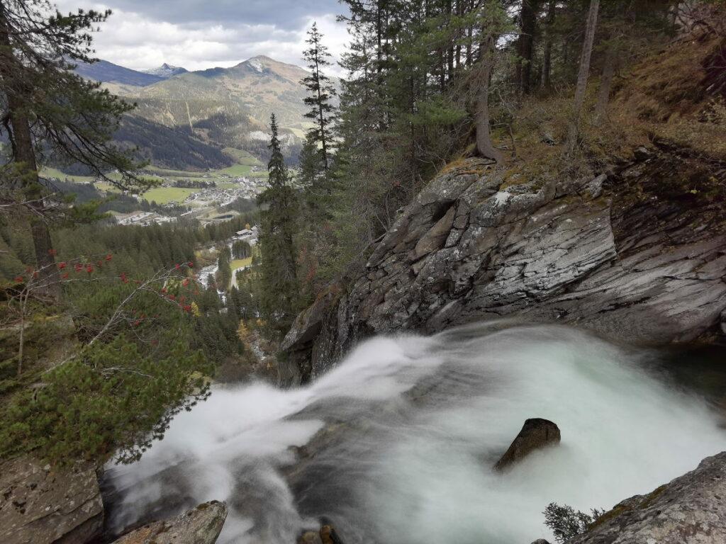 Echte Naturwunder - die großen Wasserfälle in Österreich