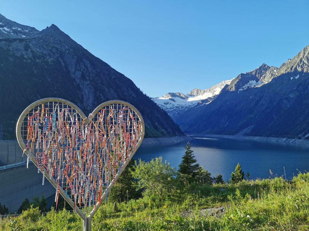 Stauseen Österreich erleben und die schönsten Österreich Seen entdecken - mit unseren Tipps geht das ganz leicht